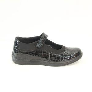 Drew Rose Mary Jane Shoes Comfort Orthopedic Black